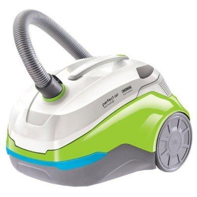 Пылесос Thomas Perfect Air Feel Fresh белый/зеленый (786532)Пылесосы Thomas<br>пылесос<br>сухая уборка<br>с аквафильтром<br>без мешка для сбора пыли<br>31.8x46.7x29.4 см, 7 кг<br>пылесборник на 1.9 л<br>работа от сети<br>потребляемая мощность 1700 Вт<br>