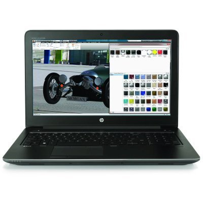 Ноутбук HP Zbook 15 G4 (1RQ53ES) (1RQ53ES) ноутбук hp zbook 15 g3 y6j59ea y6j59ea