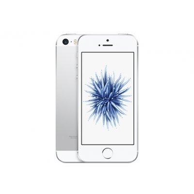 Смартфон Apple iPhone SE 32Gb серебристый (MP832RU/A) смартфон apple iphone 7 plus 32gb mnqm2ru a черный