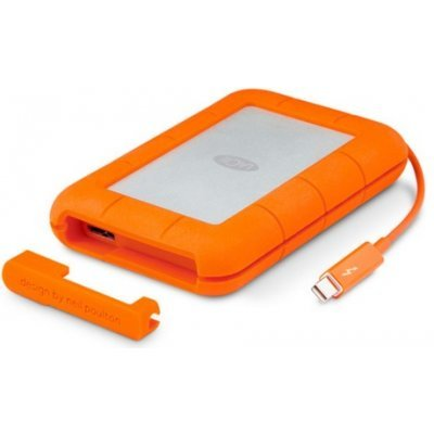 Внешний жесткий диск LaCie STFS4000800 4TB (STFS4000800) внешний жесткий диск lacie porsche design 1tb stet1000400 silver