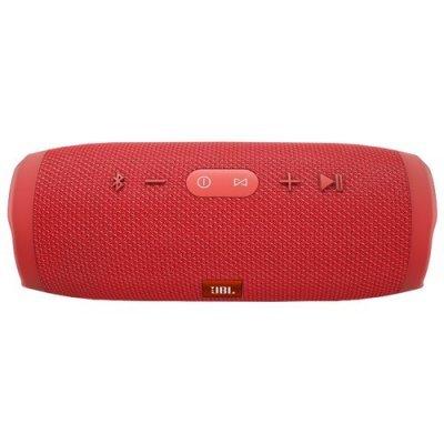 Портативная акустика JBL Charge 3 красная (JBLCHARGE3RED) портативная акустика jbl charge 3 zap синий желтый jblcharge3zap