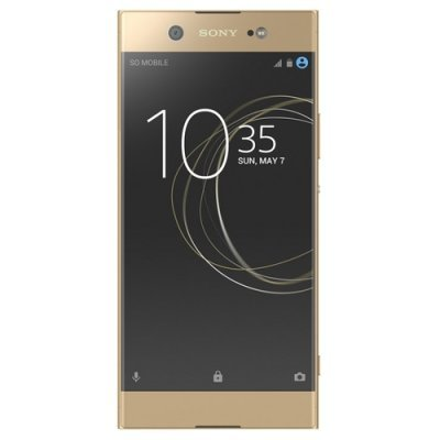 Смартфон Sony Xperia XA1 Ultra G3212 4/32Gb Gold (Золотой) (G3212Gold) защищенные смартфоны sony xperia x perfomance rose gold android 6 0 marshmallow msm8996 2150mhz 5 0 1920x1080 3072mb 32gb 4g lte [f8131rose gold]