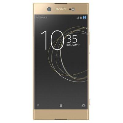 Смартфон Sony Xperia XA1 Ultra 32Gb золотистый (G3212Gold) смартфон sony xperia xa1 ultra dual
