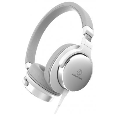 цена на Наушники Audio-Technica ATH-SR5 белый (15118425)