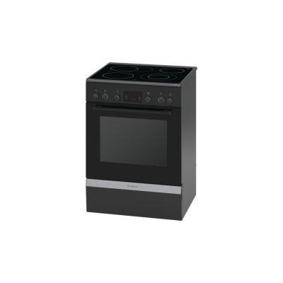 Электрическая плита Bosch HCA644260R (HCA644260R) bosch bosch hba43t360 черный электрическая
