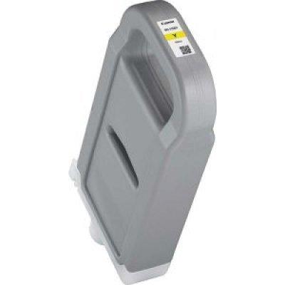 Картридж для струйных аппаратов Canon PFI-1700 желтый (0778C001), арт: 266558 -  Картриджи для струйных аппаратов Canon