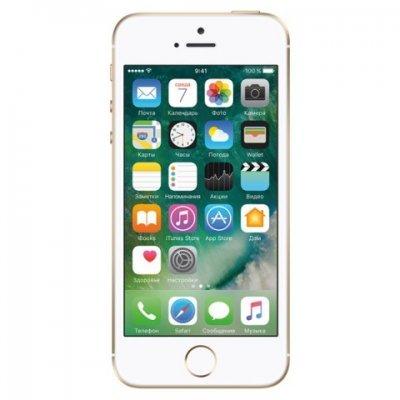 Смартфон Apple IPhone SE 32Gb золотистый (MP842RU/A) смартфон apple iphone se mlxm2ru a 16gb золотистый