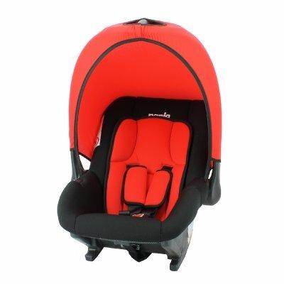 Детское автокресло Nania Baby Ride ECO (red) от 0 до 13 кг (0/0+) красный (377216), арт: 266593 -  Детские автокресла Nania