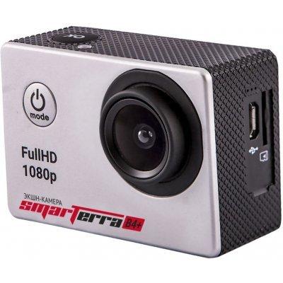 Экшн камера Smarterra B4+ серебристый (BSB4PSL) экшн камера ridian bullet hd pro 4