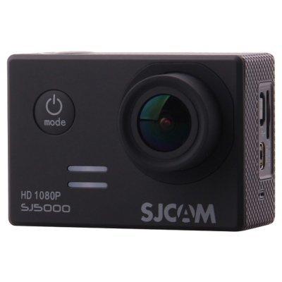 Экшн камера SJCAM SJ5000 черный (SJ5000BLACK) sjcam sj5000 plus black экшн камера