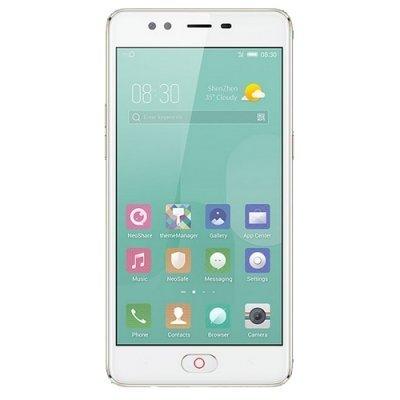 все цены на Смартфон ZTE Nubia M2 lite 4/32GB бело-золотой (Nubia M2 lite 32Gb) онлайн