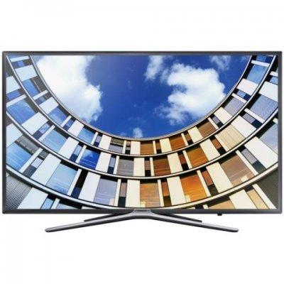ЖК телевизор Samsung 55 UE55M5500AU (UE55M5500AUXRU)ЖК телевизоры Samsung<br>Телевизор LED Samsung 55 UE55M5500AUXRU черный/FULL HD/100Hz/DVB-T2/DVB-C/USB/WiFi/Smart TV (RUS)<br>