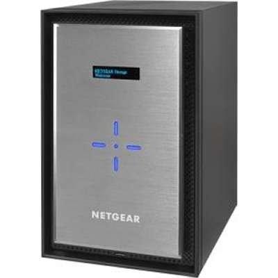 Рэковое сетевое хранилище (Rack NAS) Netgear RN528X00-100NES (RN528X00-100NES) сетевой накопитель nas netgear rn42400 100nes rn42400 100nes