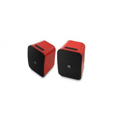 Портативная акустика JBL CONTROL XT красный (CONTROLXTREDEU) портативная акустика беспроводная jbl horizon white