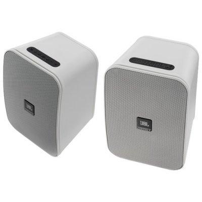 Портативная акустика JBL CONTROL XT Wireless белый (CONTROLXTWHTEU) портативная акустика jbl go orange