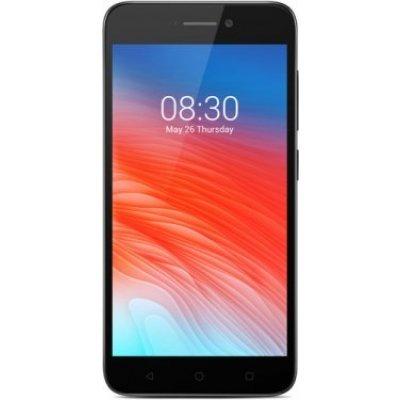 Смартфон TP-link Neffos Y5 темно-серый (TP802A24RU) смартфон tp link neffos x1 max 32gb cloudy grey tp903a tp link смартфон tp link neffos x1 max 32gb cloudy grey tp903a