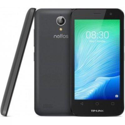 Смартфон TP-link Neffos Y50 LTE 8Gb Dark Grey (Темносерый) (TP803A21RU) supra m14dg 10 1 8gb lte black