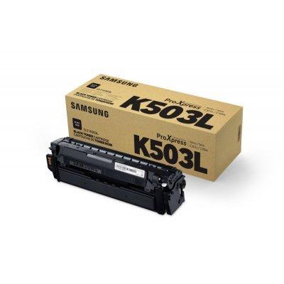 Тонер-картридж для лазерных аппаратов Samsung CLT-C3010/3060 8K Black (CLT-K503L/SEE)Тонер-картриджи для лазерных аппаратов Samsung<br>Картридж Samsung CLT-C3010/3060 8K Black<br>