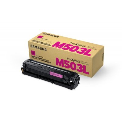 Тонер-картридж для лазерных аппаратов Samsung CLT-C3010/3060 5K Magenta (CLT-M503L/SEE)
