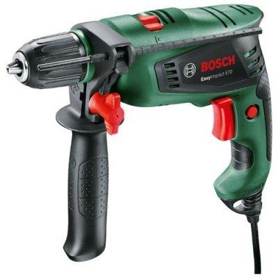 Дрель Bosch EasyImpact 570 Case (603130120) дрель электрическая bosch psb 500 re 0603127020 ударная