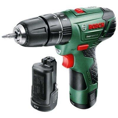 Дрель Bosch EasyImpact 12 (060398390E) дрель электрическая bosch psb 500 re 0603127020 ударная