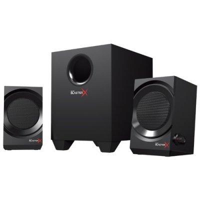 Компьютерная акустика Creative Sound BlasterX Kratos S3 черный (51MF0475AA000) стоимость