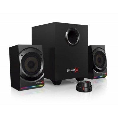 Компьютерная акустика Creative Sound BlasterX Kratos S5 черный (51MF0470AA000) стоимость