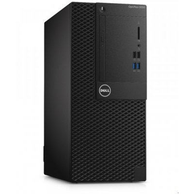 Настольный ПК Dell Optiplex 3050 MT (3050-0368) (3050-0368) dell optiplex 3050 mt core i5 6500 4gb 500gb dvd kb m win10pro win7pro
