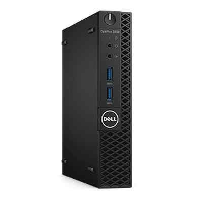 Неттоп Dell Optiplex 3050 (3050-0498) (3050-0498), арт: 266949 -  Неттопы Dell