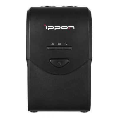 Источник бесперебойного питания Ippon Back Comfo Pro 1000 New (403089)
