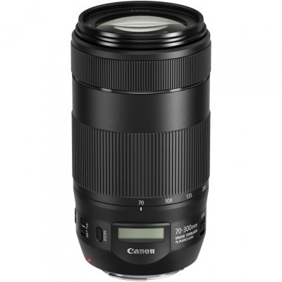 Объектив для фотоаппарата Canon EF IS II USM (0571C005) 70-300мм f/4-5.6L (0571C005) цены онлайн