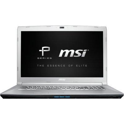 Ноутбук MSI PE72 7RD-839RU (9S7-1799C9-839) (9S7-1799C9-839)Ноутбуки MSI<br>MSI PE72 7RD-839RU Core i5-7300HQ 2.5GHz,17.3 FHD AG,8GB DDR4(1),1TB 7.2krpm,GF GTX 1050 2Gb,WiFi,BT,Backlite kbd,Win10Pro(64),1y,Silver<br>
