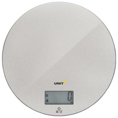 Весы кухонные UNIT UBS-2150 (CE-0312639) unit ubs 2053 light gray весы напольные электронные