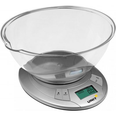 Весы кухонные Unit UBS-2155 (CE-0473309) unit ubs 2153 steel весы кухонные