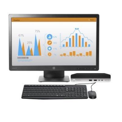 все цены на Настольный ПК HP Bundle 400 G3 Mini (1QP35ES) (1QP35ES) онлайн
