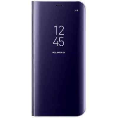 Чехол для смартфона Samsung Galaxy S8+ фиолетовый (EF-ZG955CVEGRU) (EF-ZG955CVEGRU) чехол клип кейс samsung protective standing cover great для samsung galaxy note 8 темно синий [ef rn950cnegru]