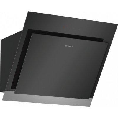 Вытяжка Bosch DWJ67HM60 (DWJ67HM60)Вытяжки Bosch<br>Вытяжка BOSCH/ Наклонная, 570м3/ч, 60см, цвет: черный<br>