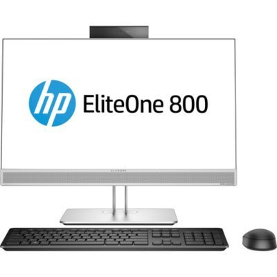 Моноблок HP EliteOne 800 G3 (1KA78EA) (1KA78EA)Моноблоки HP<br>HP EliteOne 800 G3 All-in-One 23,8NT (1920 x 1080),Core i5-7500,8GB DDR4-2400 SDRAM,1TB,DVDRW,Wrless kbd&amp;amp;mouse,Adjustable Stand,Intel 8265 AC BT,Win10Pro(64-bit),3-3-3Wty<br>
