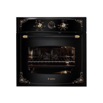 Электрический духовой шкаф Gefest ДА 602-02 К73 черный (ЭДВ ДА 602-02 К73) гефест эдв да 602 02 н1м