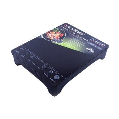 Электрическая плита Endever Skyline IP-38 черный/черный (80430) электрическая плита endever ip 28 закаленное стекло индукционная черный [80033]