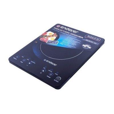 Электрическая плита Endever Skyline IP-39 черный (80431)Электрические плиты Endever<br>электрическая варочная панель<br>стеклокерамическая рабочая поверхность<br>1 индукционная конфорка<br>духовка отсутствует<br>ШхГхВ: 35x28x6.5 см<br>встроенная фритюрница<br>конвекция<br>электронное управление<br>дисплей<br>
