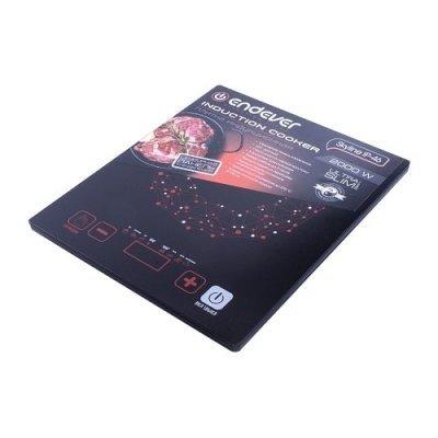 Электрическая плита Endever Skyline IP-46 черный/черный (80432) электроплитка endever skyline ip 33 индукционная