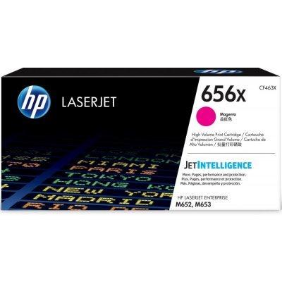 все цены на  Тонер-картридж для лазерных аппаратов HP 656X для CLJ M652/ M653 (22 000 стр.), пурпурный (CF463X)  онлайн