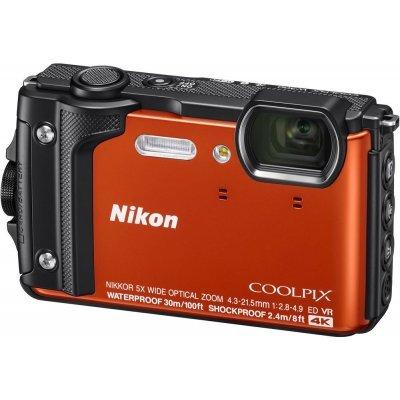 Цифровая фотокамера Nikon Coolpix W300 (VQA071E1) цифровая фотокамера nikon speedlight sb n7 черный fsa90901