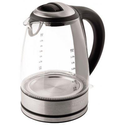 Электрический чайник Scarlett SC-EK27G18 черный (SC - EK27G18)