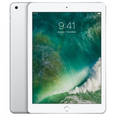 Планшетный ПК Apple iPad 32Gb Wi-Fi (MP2G2RU/A) Silver (Серебристый) (MP2G2RU/A)