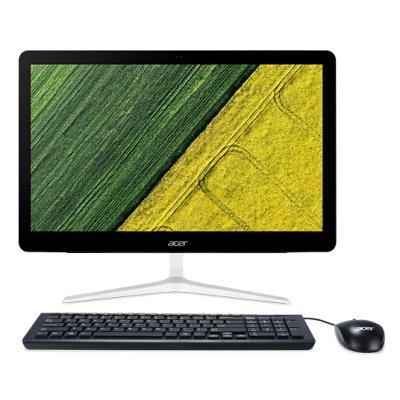 Моноблок Acer Aspire Z24-880 (DQ.B8TER.001) (DQ.B8TER.001) моноблок acer aspire z24 880 intel core i3 7100t 4гб 1тб nvidia geforce 940mx 2048 мб dvd rw windows 10 черный [dq b8ter 001]
