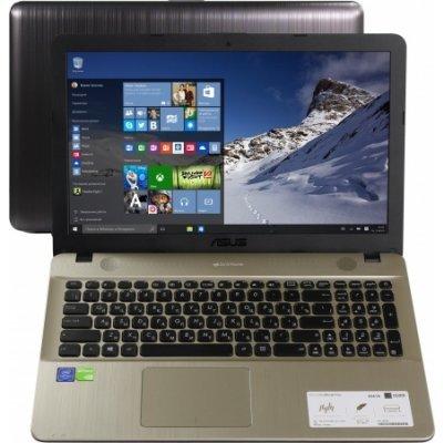 Ноутбук ASUS X541NA-DM379 (90NB0E81-M06790) (90NB0E81-M06790) ноутбук asus k751sj ty020d 90nb07s1 m00320
