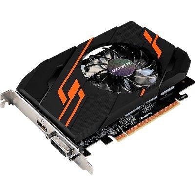 все цены на Видеокарта ПК Gigabyte PCI-E GV-N1030OC-2GI nVidia GeForce GT 1030 2048Mb 64bit GDDR5 1290/6008 DVIx1/HDMIx1/HDCP Ret (GV-N1030OC-2GI) онлайн