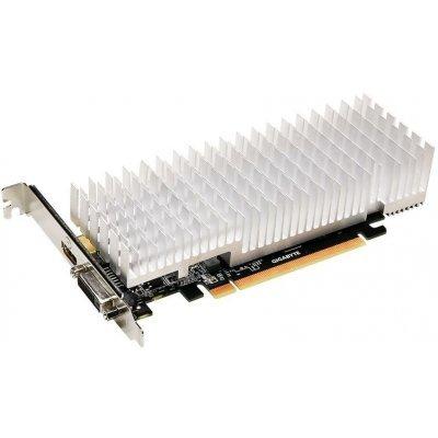 все цены на Видеокарта ПК Gigabyte PCI-E GV-N1030SL-2GL nVidia GeForce GT 1030 2048Mb 64bit GDDR5 1468/6008 DVIx1/HDMIx1/HDCP Ret (GV-N1030SL-2GL) онлайн